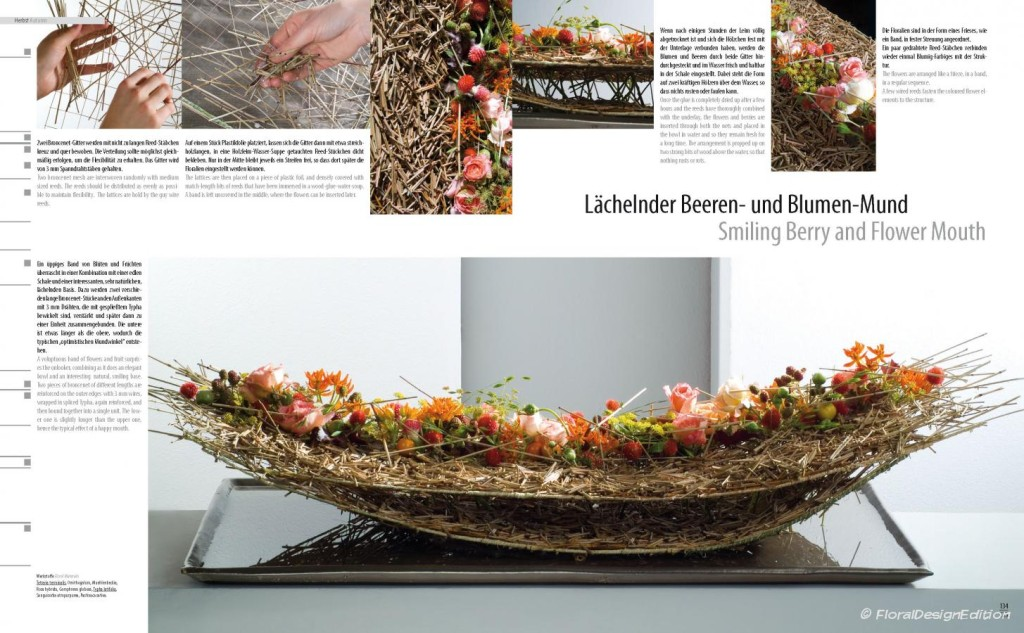 Detaliu Floral Craftsmanship - Gregor Lersch