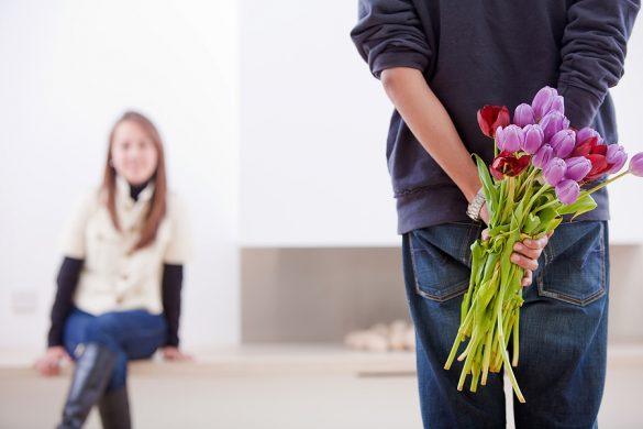 voi de ce cumparati flori